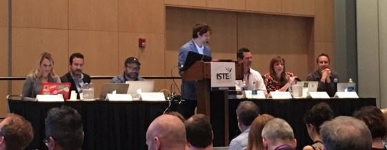 ISTE 2016 CTO Forum