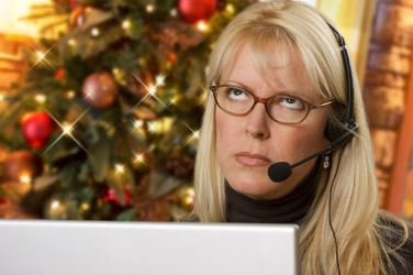 holiday help desk